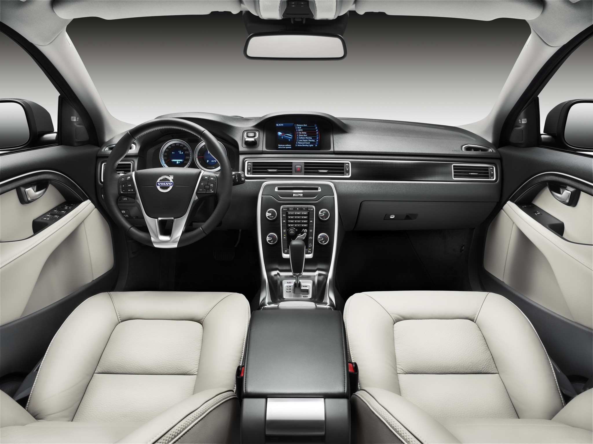 Nya Interieur Xc70 / 2nd Generation Facelift / Xc70 / Volvo / Base De