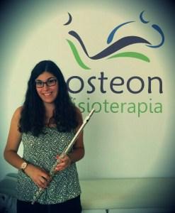 artes escénicas flauta fisioterapia