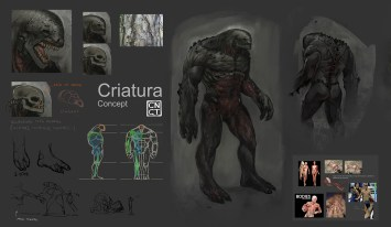Concept Criatura - CarlosNCT - 01de02