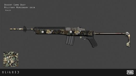 PUBG_Weapon-Skins-Military-Mercenary_Mini14_Final