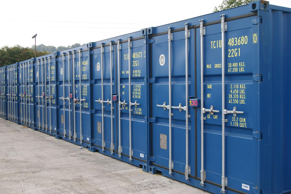 Storage Unit Cost Carlow Self Storage Low Cost For Tradesmen Businesses And