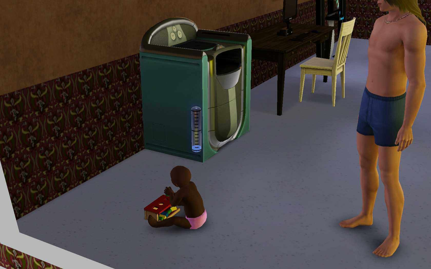 Sims 4 Toddler Stroller Mod The Sims 3 Baby And Toddler Guide