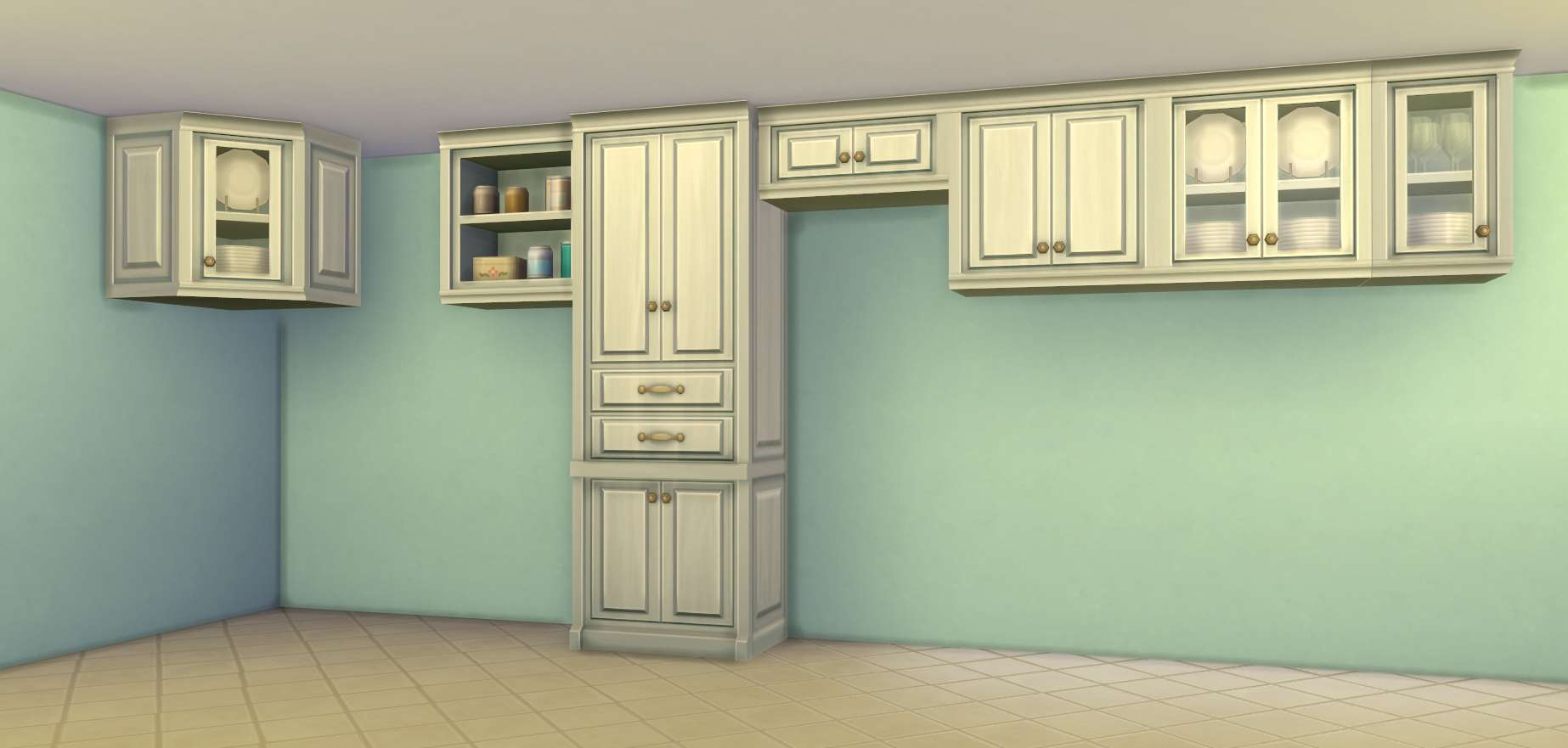 Building Kitchen Cabinets Video The Sims 4 Building Counters Cabinets And Islands