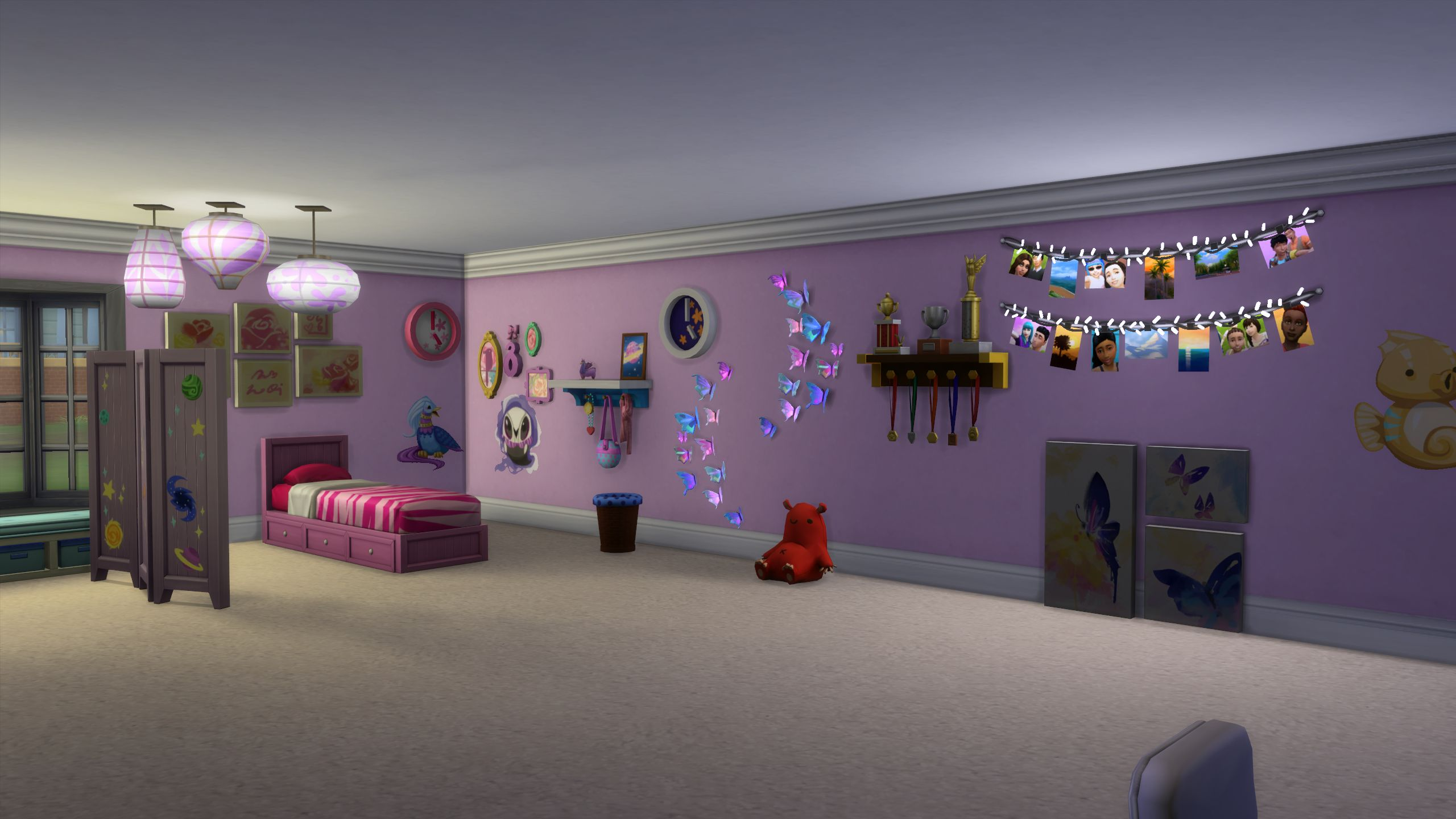 Stuff For Room Decor The Sims 4 Kids Room Stuff Pack