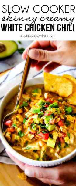 Marvelous Slow Cooker Creamy Ken Chili Main Easy Ken Chili No Beans Easy Ken Chili Verde Soup