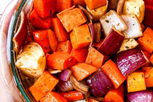 Roasted Root Vegetables 2 Ways Carlsbad Cravings