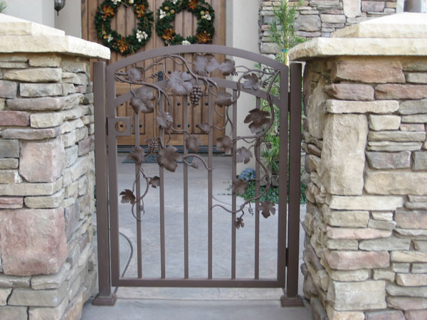 Rot Iron Furniture Iron Gates Carlsbad, Iron Fence Carlsbad, Iron Railings