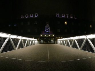 Good Hotel netten Londen Carl Stahl