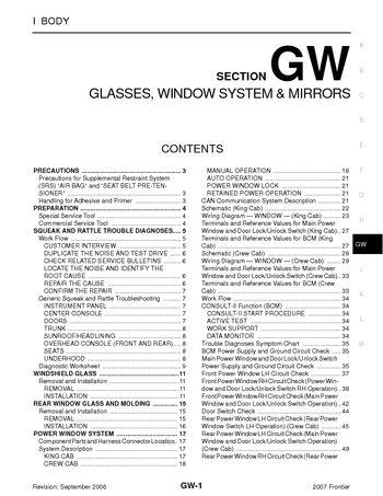 nissan power window wiring diagram 2007 nissan frontier glasses