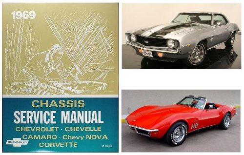 Chevrolet Service Manuals Free Download Carmanualshub