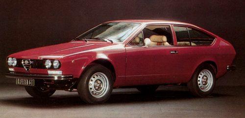 Alfa Romeo Alfetta Service Manuals Carmanualshub