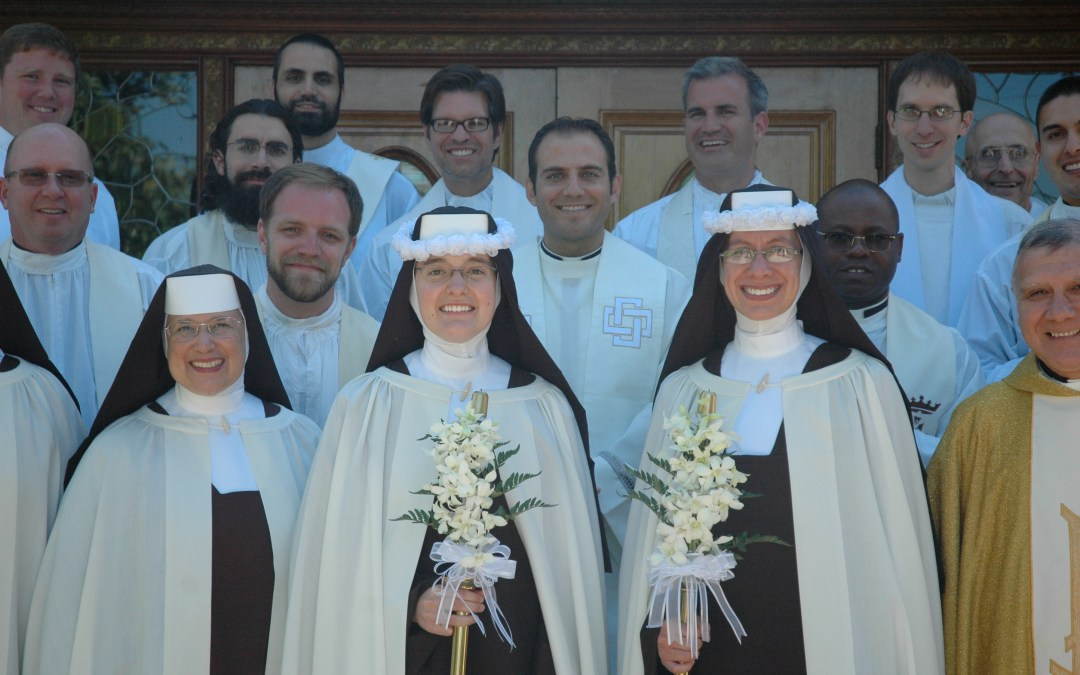 Slideshow   First Profession of Vows 2013