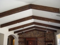 ELEVATE YOUR CEILINGS WITH FAUX WOOD BEAMS | carmellalvpr