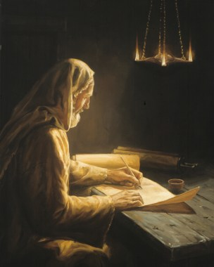 Resultado de imagen de escribiendo la biblia