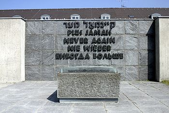 Dauchau memorial