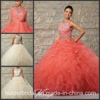 Two piece quinceanera dresses