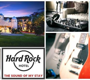 Hard Rock Hotel Orlando : The Sound of Your Stay Experience