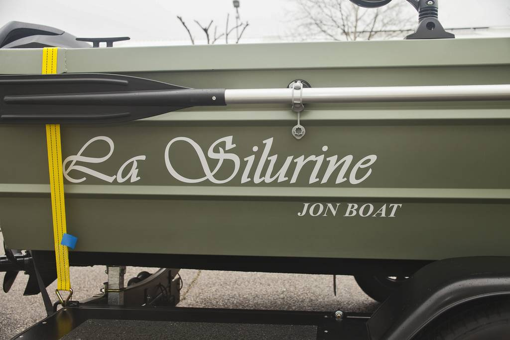 But Banc Coffre Test Bateau : La Silurine Big Fish