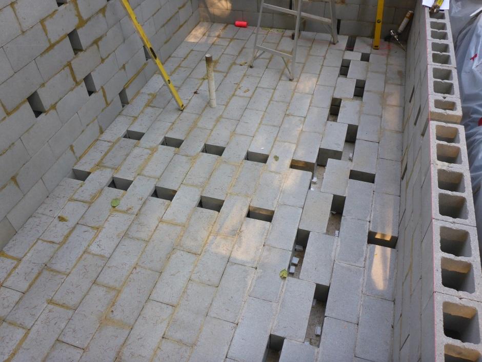 Concrete Block Sheds