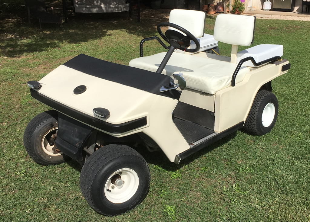 1996 Melex 512 G Parts for Gas Golf Cart