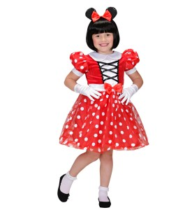 Costum Minnie 1 3 Ani