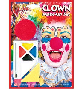 Set Machiaj Clown