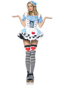 Costum Alice Sexy