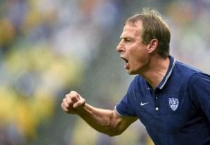 Team USA head coach Jurgen Klinsmann. (Photo: AP)