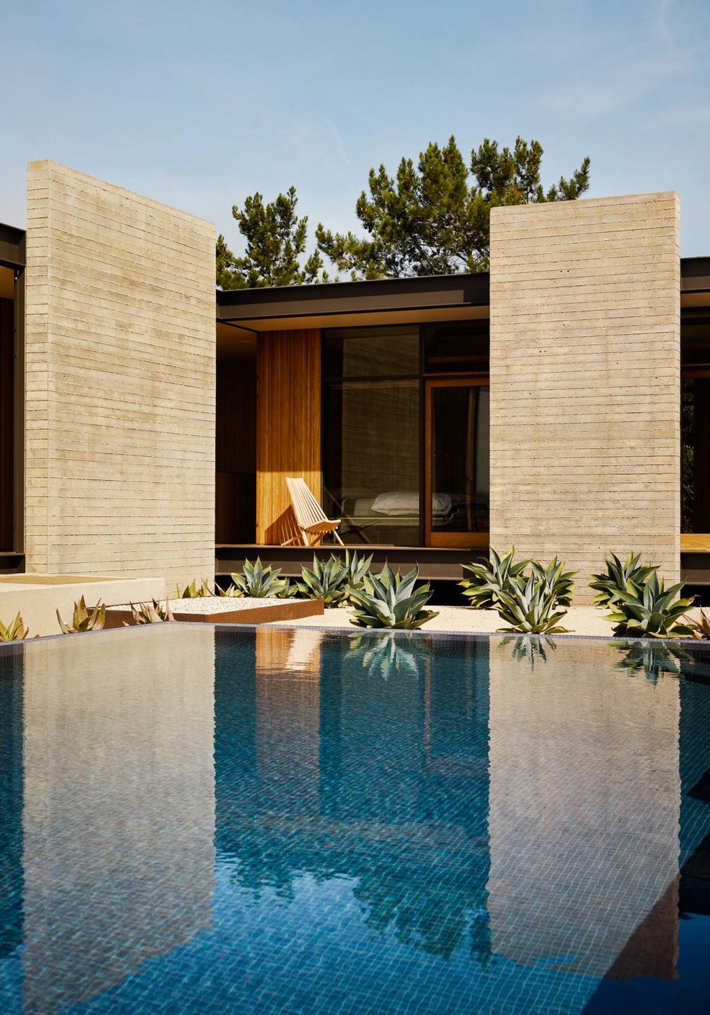 Architecte Maison Californienne