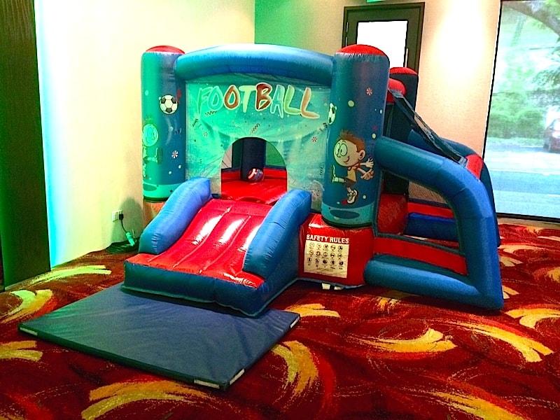 football-combo-bouncy-castle