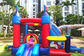 knight-castle-bouncy-castle