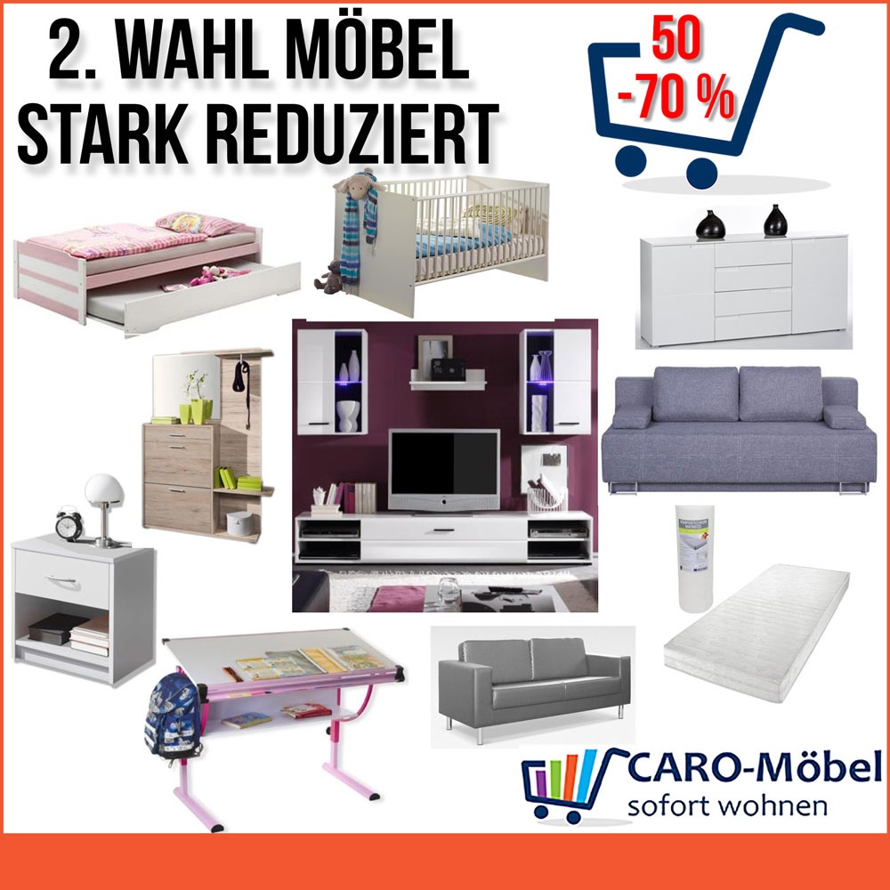 Badkeramik Zweite Wahl Caro Möbel Outlet Store In Güstrow