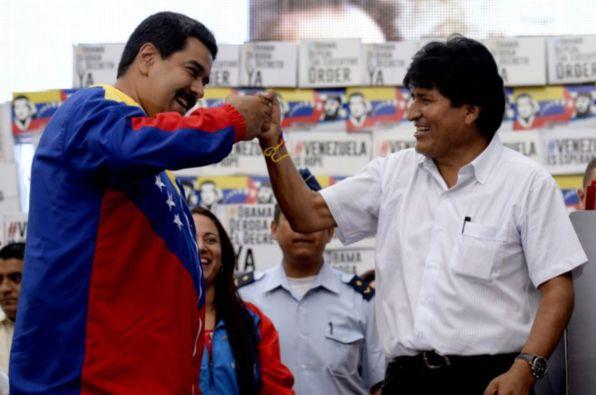 Evo-Morales-y-Nicolas-Maduro