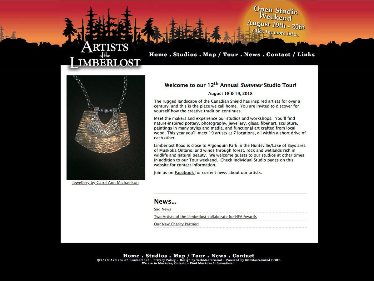 Artsitesca Elegant And Affordable Artist Websites Event