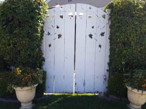 What's behind your gate?