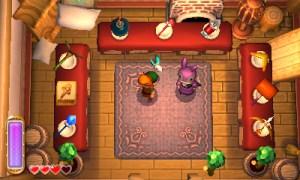 Toutes les armes sont disponibles dès le début du jeu.