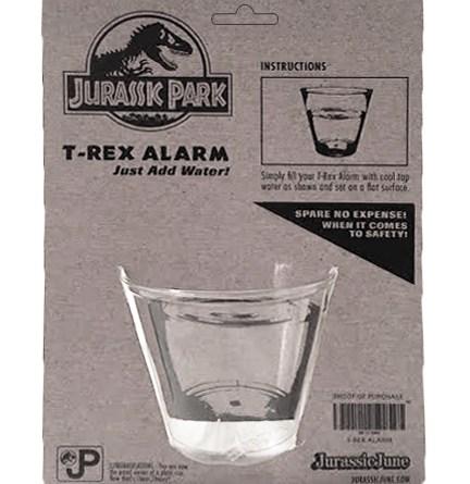 Jurassic Park Alarm 3