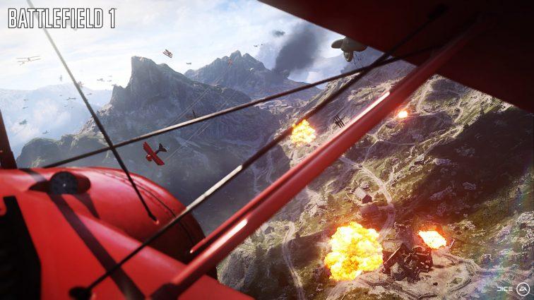 Battlefield 1 Bêta : Xbox Live Gold nécessaire, PS Plus non obligatoire