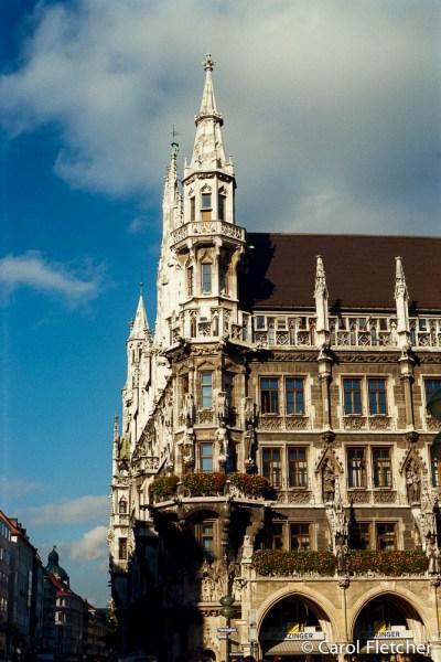 Munich buildings