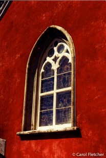 Pena Palace window Gothic