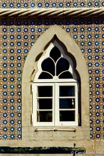 Pena Palace Window Moorish