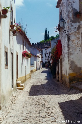 Obidos Lane