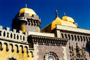 Pena Palace Moorish