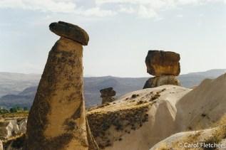 Rock Formations - Cappadocia