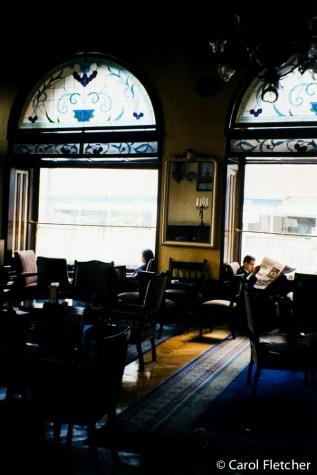 Pera Palace Hotel Bar