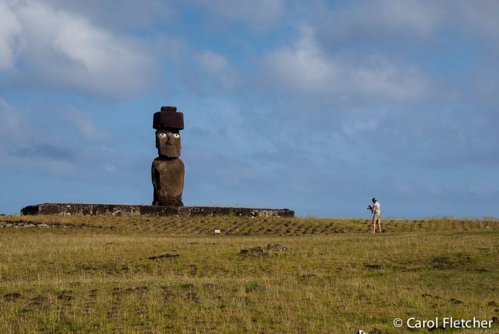 Moai perspective