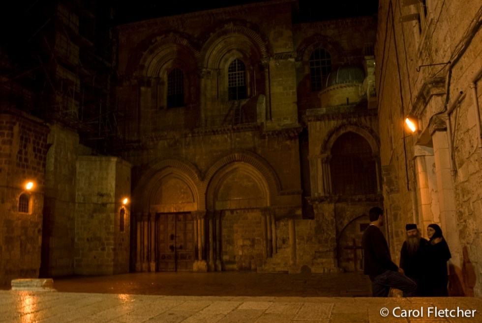 Good night Holy Sepulchre