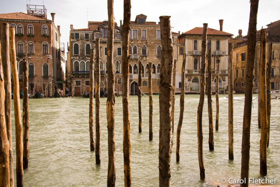Posts in the Grand Canal