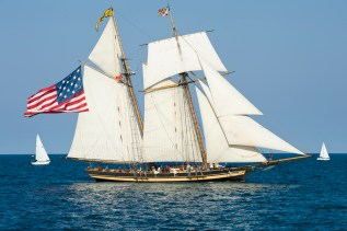 Tall Ship Pride of Baltimore