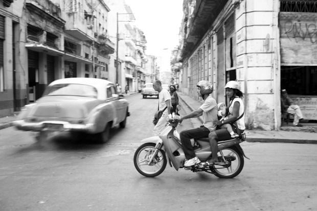 Baby sandwich - Havana Cuba